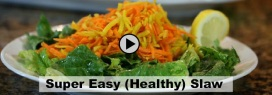 Carrot Beet Slaw
