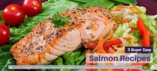 Spectacular Salmon