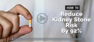 Reduce Kidney Stone Risk