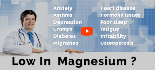 Low in Magnesium