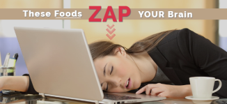 These Foods ZAP Your Brain